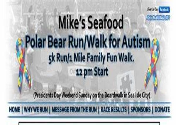 Polar Bear Plunge 2018 (Mikes Seafood Autism Awareness)